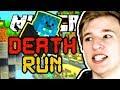 BJEŽIM OD SMRTI + NOVE MAPE! (Minecraft Death Run)