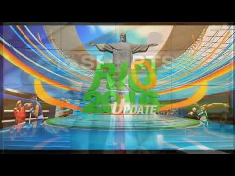News@10: Nigeria Beat Denmark 2-0 To Reach Rio Football Semi Finals 13/08/16 Pt.4