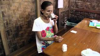 Myanmar: First patients take oral drug for HIV-related blindness