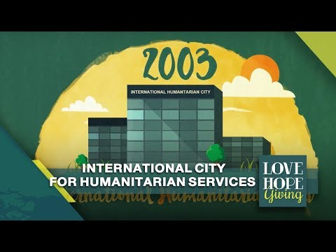 LH   International City for Humanitarian Services
