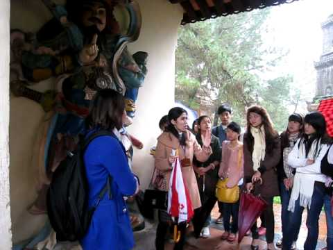 Thiên Mụ Tự - Tour Guide Training Course - HDV Ms. Hoài Sơn