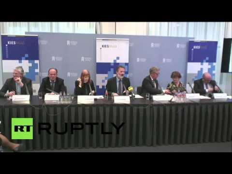 Netherlands: Final results of 'no' vote in EU-Ukraine referendum released