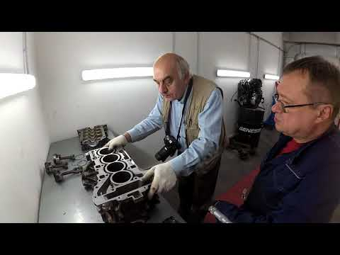 Фото к видео: Экспертиза застучавшего мотора BMW N20 экспертом НАМИ после сборки в криворуком сервисе