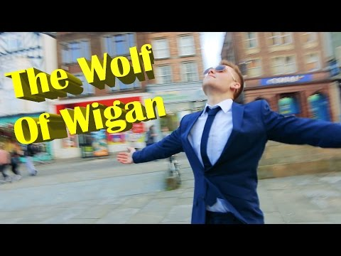 The Wolf Of Wigan (Official Trailer)