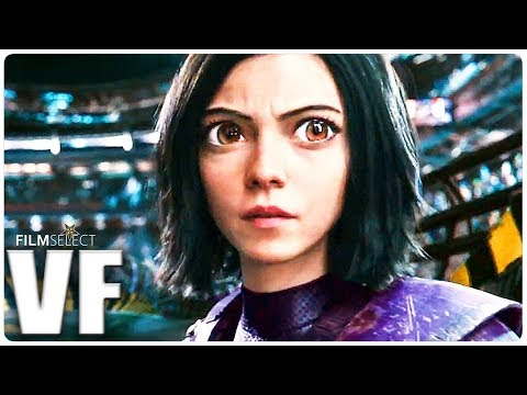 ALITA BATTLE ANGEL streaming Final VF (2019)