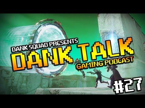 Dank Squad PRESENTS Dank Talk #27 - Destiny 2 BETA! - BlueWestlo & VersusTheStream
