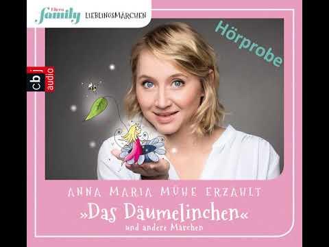 """""""Eltern family Lieblingsmärchen - Das Däumelinchen ..."""", gelesen von Anna Maria Mühe - Hörprobe"""