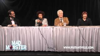Rocky Horror Picture Show panel with Barry Bostwick, Little Nell & Patricia Quinn