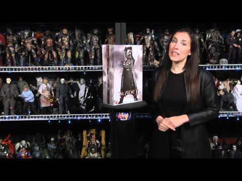 Hot Toys Blade 1:6 figure from Blade II - Hot Chix Cool Toy Review (Ep 43)