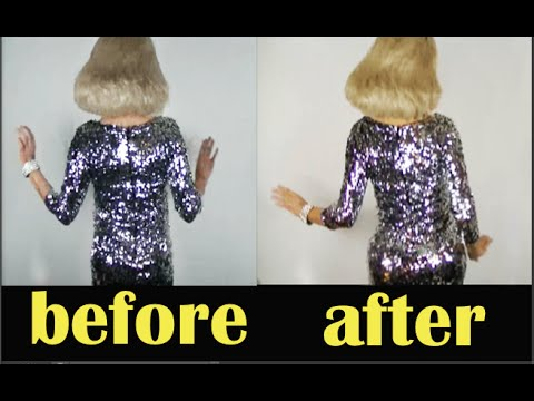 cf857f3fc HIP PADS TRANSFORMATION FOR DRAG QUEEN - YouTube