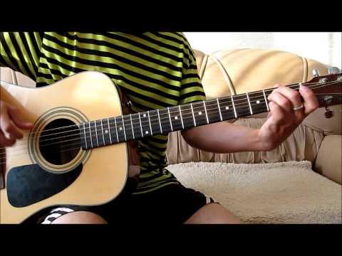 Натали - О боже, какой мужчина (кавер на акустической гитаре)
