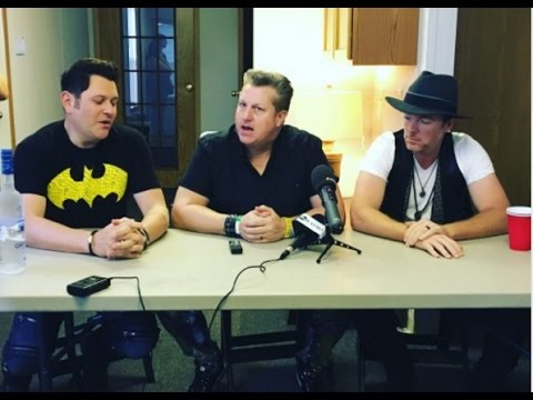 Rascal Flatts on their Christmas Album - YouTube