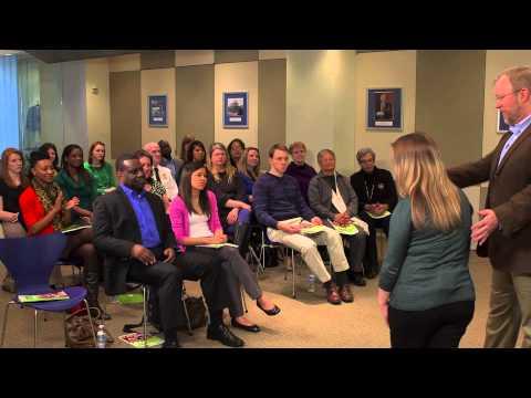 Mental Health First Aid Training (broll) HD