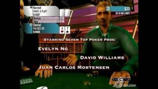Stacked with Daniel Negreanu PlayStation 2 Trailer - First