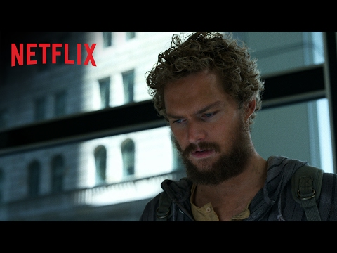 Marvel's Iron Fist | Offizieller Trailer | Netflix