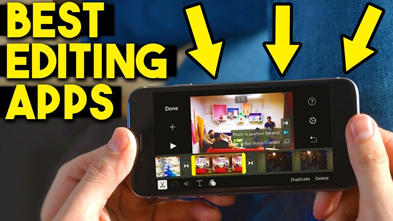 TOP BEST IOS Video Editing Apps! (2018-2019 BEST IOS Video Editing
