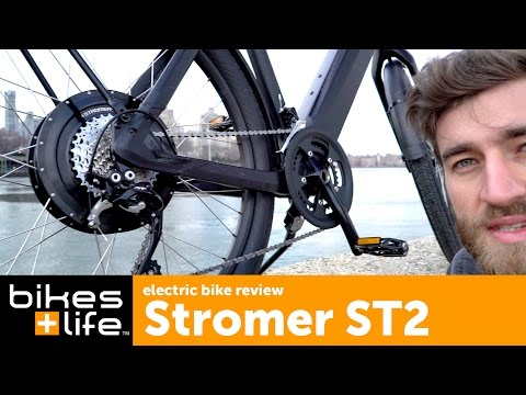 Peter's Stromer ST2 Electric Bike Review