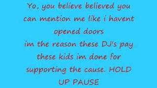 N-dubz Ft. Chipmunk - Defeat you with Lyrics