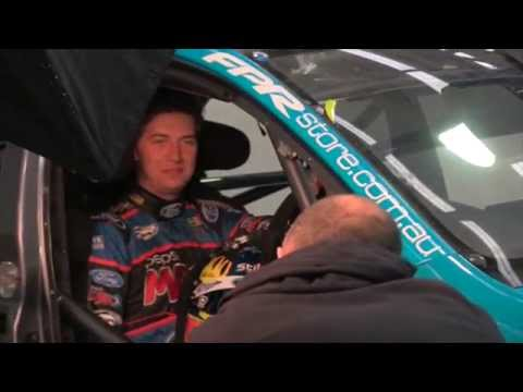 Navy Health Insurance - Behind The Scenes With Chaz Mostert