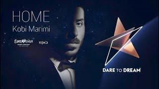 הצצה ראשונה לשיר של ישראל באירוויזיון 2019  | Kobi Marimi 🇮🇱 - Home
