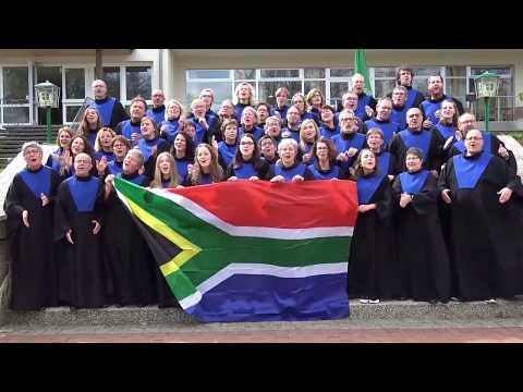 Sponsorenvideo  Gospelchor Rejoice auf dem Weg zu den World Choir Games 2018