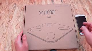 Умные весы Picooc Mini. Спасибо, что молчат!