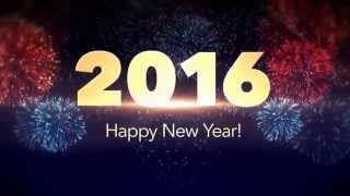 Happy New Year 2016 Latest Wallpapers