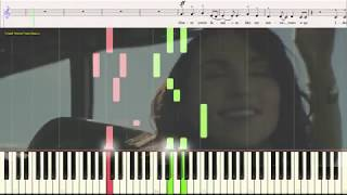 From Eden - Hozier (Ноты и Видеоурок для фортепиано) (piano cover)