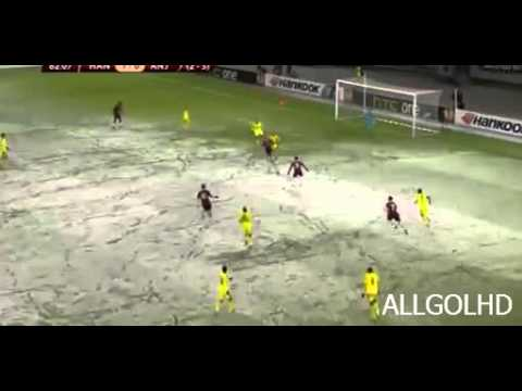 HANNOVER 96 - ANZHI 1 - 1 | 21/02/2013 | GOL & HIGHLIGHTS HD