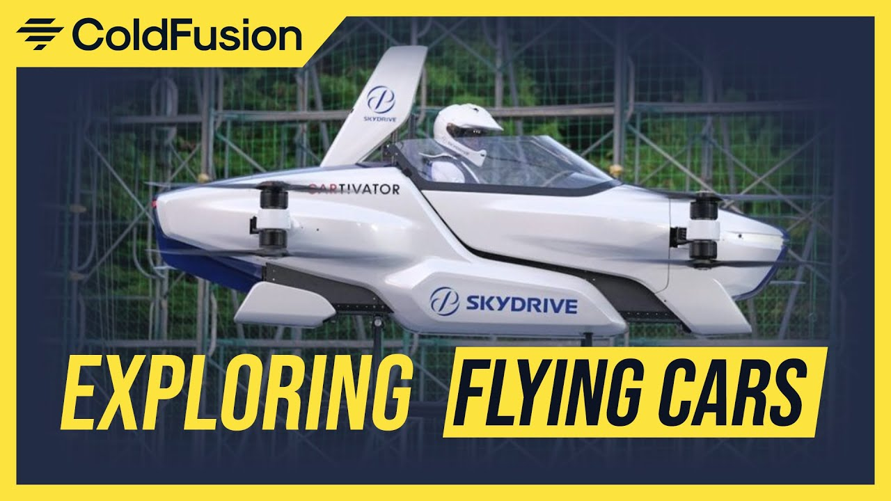 Japan's Flying Car – Problems and Solutions