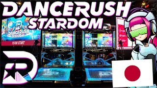 DanceRush Stardom || Japan's Newest DANCE GAME