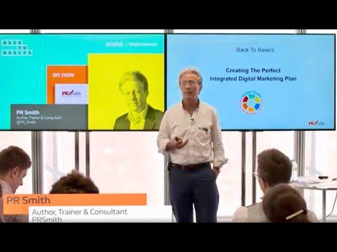 PR Smith On Creating The Perfect Digital Marketing Plan