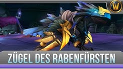 [Mount Guide #2] - Zügel des Rabenfürsten - [Deutsch]