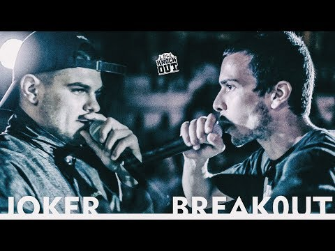 Liga Knock Out Apresenta: Joker vs Break0ut (Batalha de Improviso)