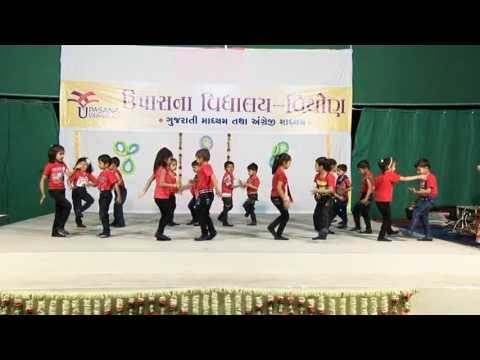 o papad wale panga na le  Best Little Kids Dance in Annual Function -ओ पापड़ वाले पंगा न ले
