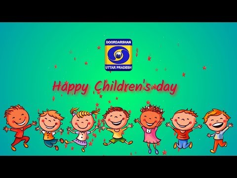 Happy Children's Day to All Viewers
