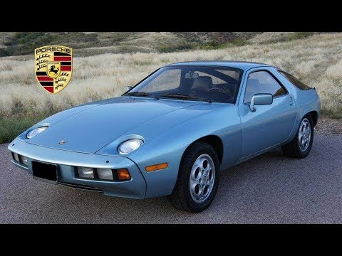 1978-1995 Porsche 928 - Germany's Muscle Car