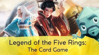 Legend of the Five Rings: The Card Game Review - with Zee Garcia
