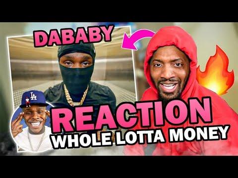 CANCEL PROOF!? |  DaBaby - Whole Lotta Money (FREESTYLE) (REACTION!!!) indir