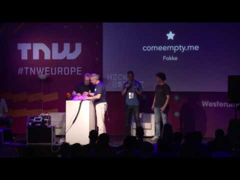 TNW Europe 2016 | Hack Battle Presentations