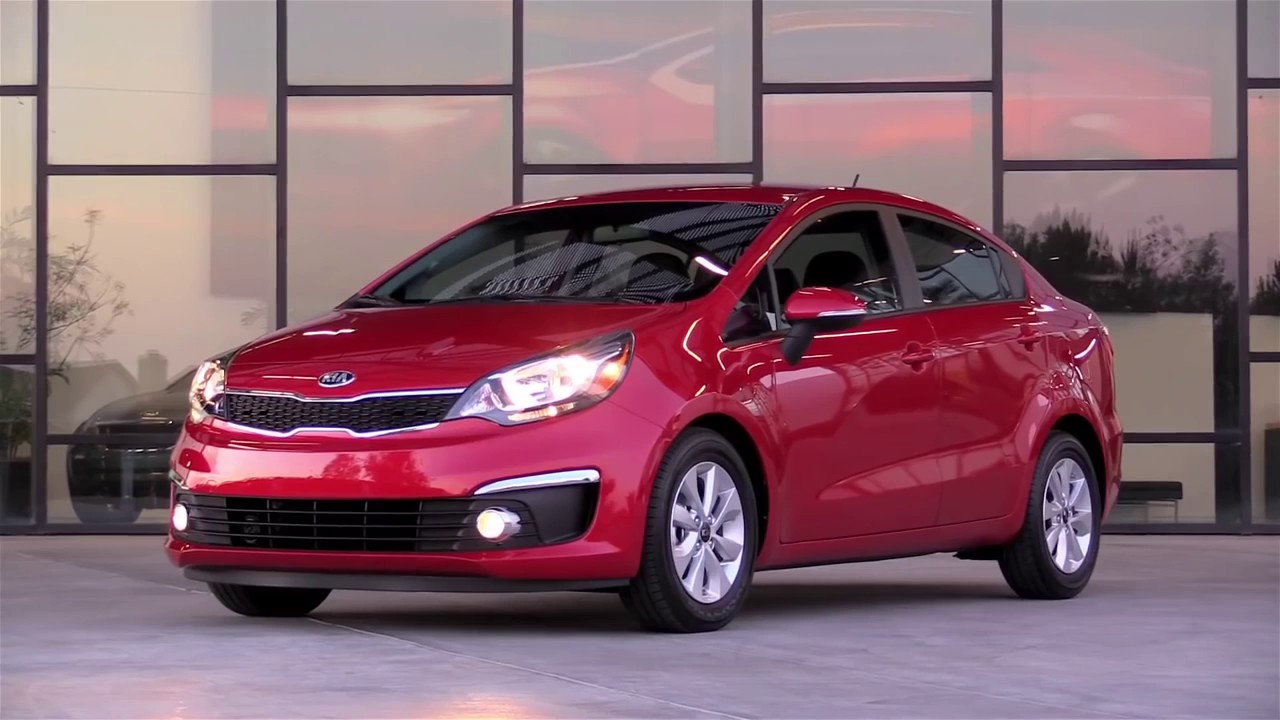2017 kia rio sedan youtube. Black Bedroom Furniture Sets. Home Design Ideas