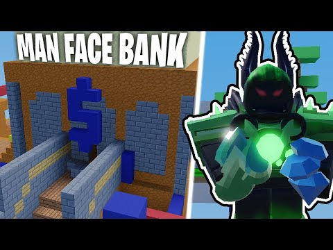 I Made a Bank in Roblox BedWars...