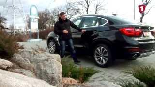 Обзор BMW X6 2015(В дизайне X6 2015 гармонирует традиционная спортивная мощь, универсальность и элегантность. В салоне специфич..., 2015-02-11T08:37:53.000Z)