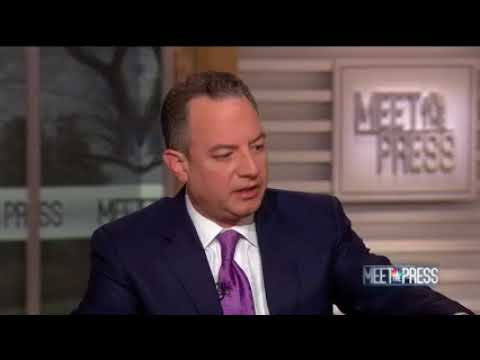 Reince Priebus discusses meeting with Andrew McCabe