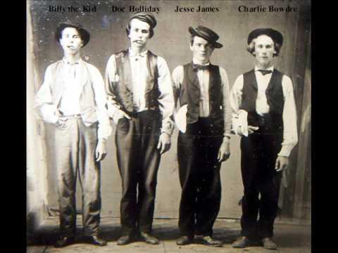 Aaron Copland - Billy the Kid - Concert Suite (1/3)