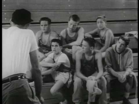 1957 - As Boys Grow - Educational Film on Puberty (funny)