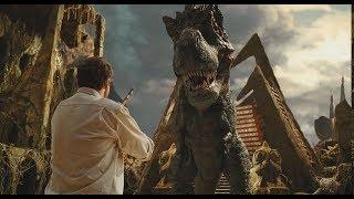 Рик высняет отношения с Тираннозавром \ Затерянный мир Land of the Lost
