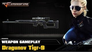 CrossFire VN - Dragunov Tigr-9 (Тигр-9)