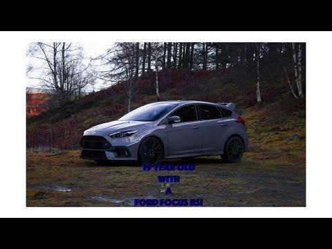 Kręciołek Tarnowski  – Ford Focus RS ( onboard )