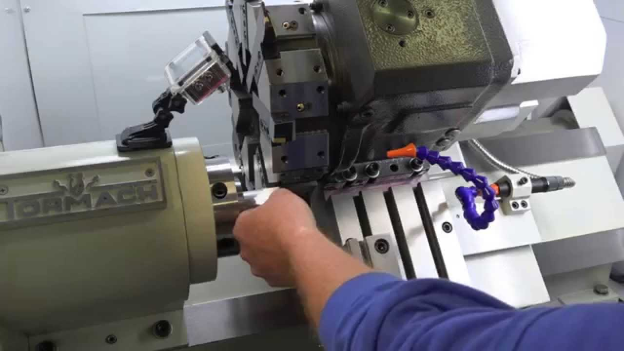 Setting Up Tool Offsets  U0026 Electronic Edge Finder For Work